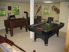 Bunk/Game Room