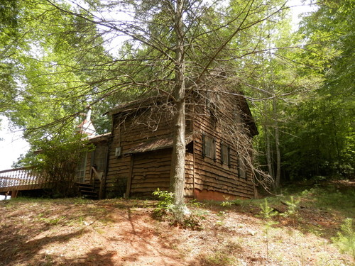 Cabin with 14.53 acres with great view of Smith River - 950 Riverbrook Road - Henry Virginia